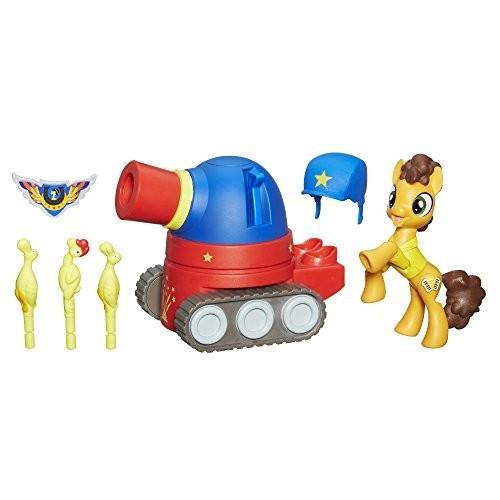 マイリトルポニーMy Little Pony Guardians of Harmony Cheese Sandwich Pony with Party Tank
