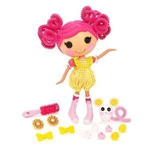 ララループシーLalaloopsy Silly Hair Doll - Crumbs Sugar Cookie