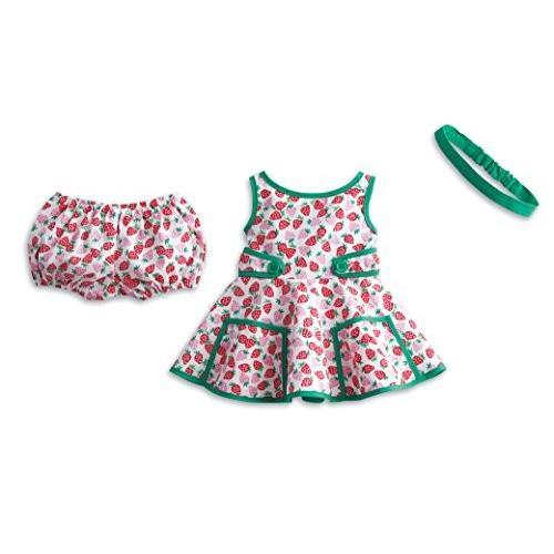 アメリカンガールドールAmerican Girl Maryellen's Strawberry Outfit