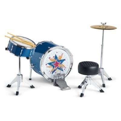 アメリカンガールドールAmerican Girl - Logan Everett - Logan's Rhythmic Drum Set - American Girl Tenney and Logan