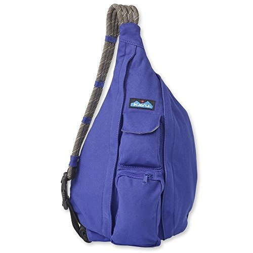 海外正規品KAVU Women's Rope Bag Backpack, Royal, One Size