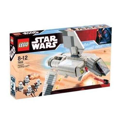 レゴLEGO (Star Wars Imperial Landing Craft 7659