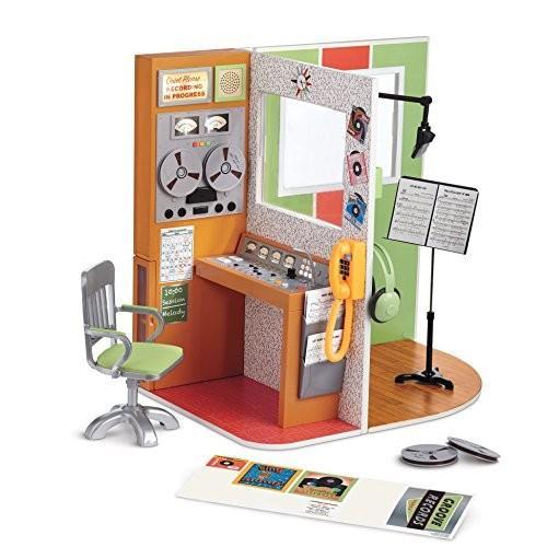 アメリカンガールドールAmerican Girl Melody's Recording Studio