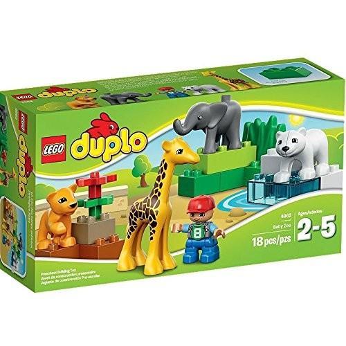 レゴLEGO Duplo Ville Baby Zoo V70 (4962)