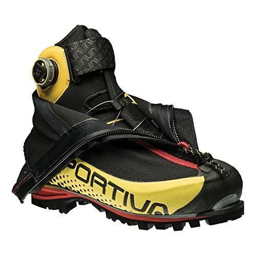 海外正規品La Sportiva G5 Hiking Shoe, Black/Yellow, 42