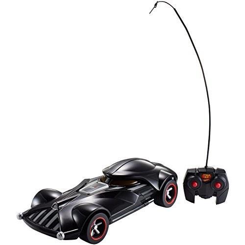 ホットウィールHot Wheel Star Wars Rogue One Remote Control Darth Vader Car