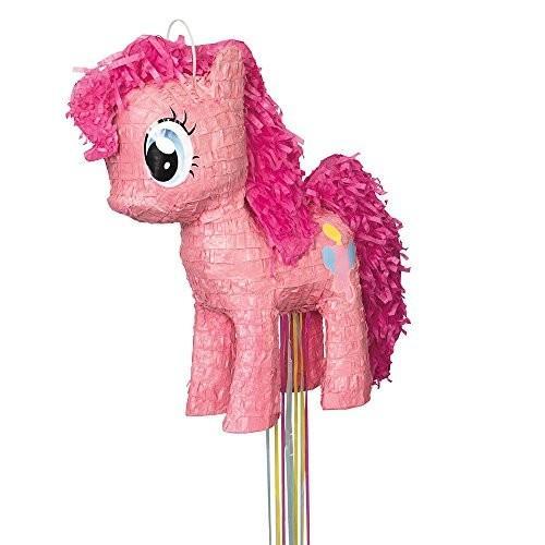 マイリトルポニーピンクie Pie My Little Pony Pinata, Pull String