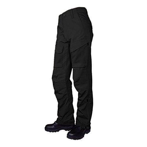 海外正規品Tru-Spec Men's 24-7 Xpedition Pants, 黒, W: 30 Large: 32