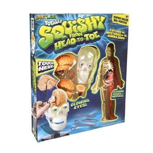 知育玩具SmartLab Toys Totally Squishy From Head-To-Toe by SmartLab Toys