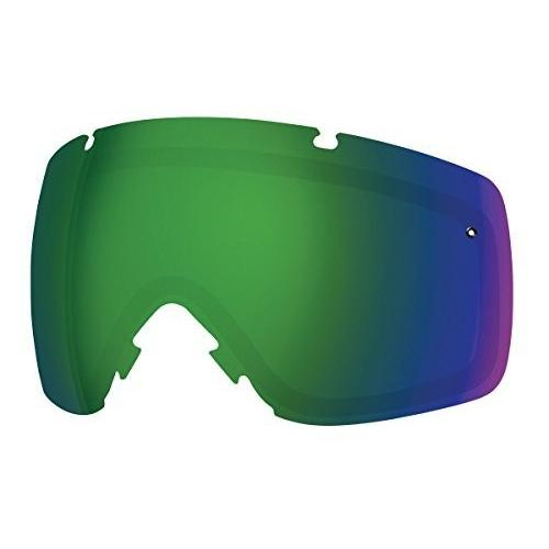 スミスSmith Optics IO Adult Replacement Lens Snow Goggles Accessories - Chromapop Sun 緑 Mirror/One Size