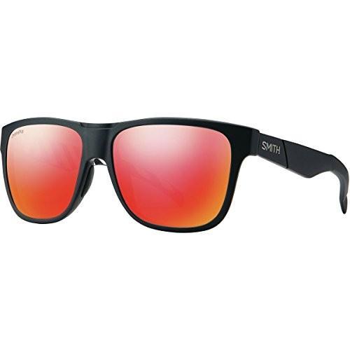 スミスSmith Lowdown ChromaPop Sunglasses Squall/Sun 赤 Mirror, One Size