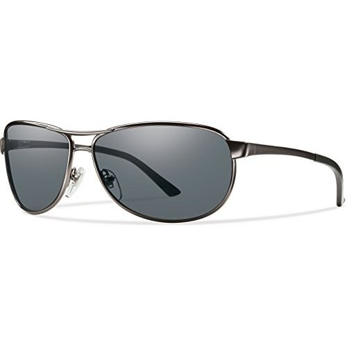スミスSmith Optics Elite Gray Man Tactical Sunglass, Matte Gunmetal