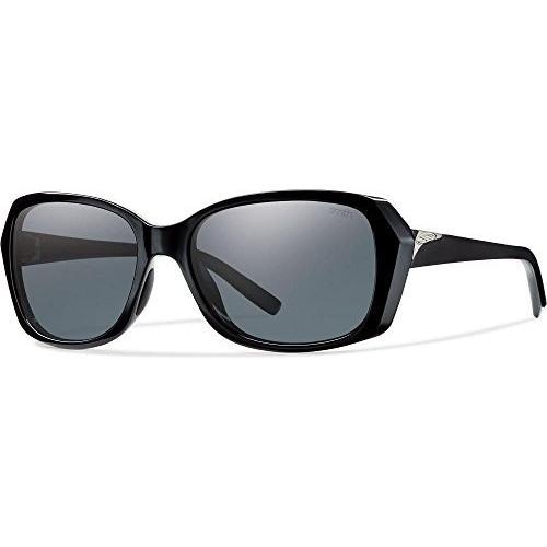 スミスSmith Optics Facet Sunglasses, 黒 Frame, Polar Gray Carbonic TLT Lenses