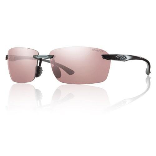 スミスSmith Optics Trailblazer Premium Polarized Active Sunglasses - 黒
