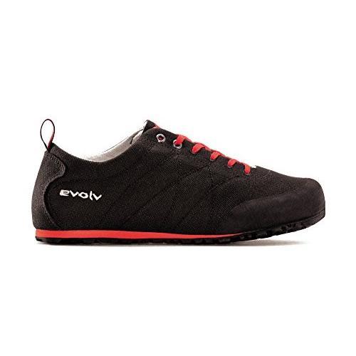 海外正規品Evolv Cruzer Psyche Approach Shoe - 黒 6