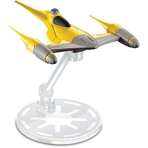 ホットウィールHot Wheels Star Wars Rogue One Starship Naboo Starfighter Vehicle