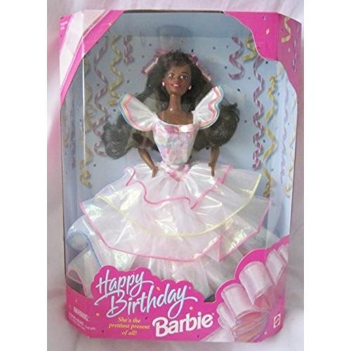 バービーMattel Barbie Happy Birthday African American Doll
