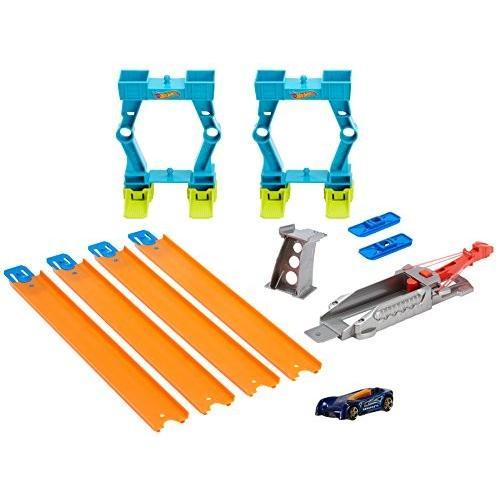 ホットウィールHot Wheels Track Builder Track Essentials Riser Pack