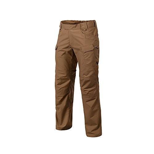海外正規品Helikon-Tex Urban Line, UTP Urban Tactical Pants Ripstop Mud 褐色, Military Ripstop Cargo Style, Men's Waist 30 Le