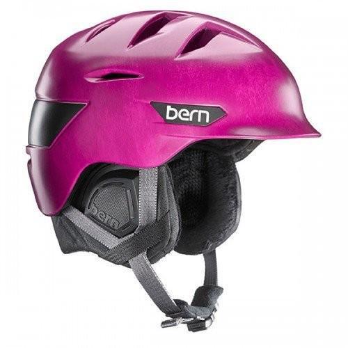 スノーボードBern Hepburn Winter Helmet for Women - Previous Season