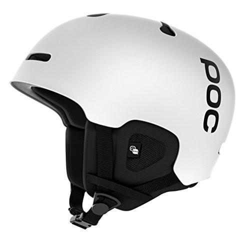 スノーボードPOC Auric Cut Communication, Park and Pipe Riding Helmet, Matt 白い, XL/XXL