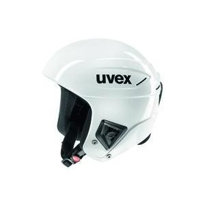 スノーボードUvex Race+ Winter Sports/Ski Helmet - 566172 (All 白い - 53-54)