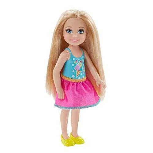 バービーBarbie Club Chelsea Movie Night Doll