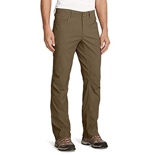 海外正規品Eddie Bauer Men's Guide Pro Pants, Saddle Regular 30/32