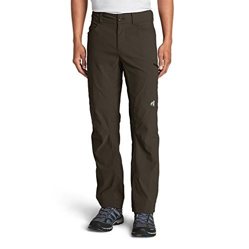 海外正規品Eddie Bauer Men's Guide Pro Pants, Fossil Regular 38/30