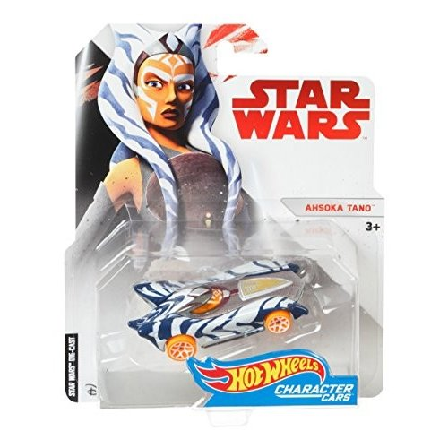 ホットウィールHot Wheels Star Wars Ahsoka Tano Vehicle