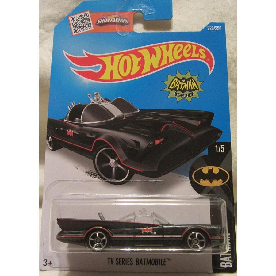 ホットウィールHot Wheels, 2016 Batman, Classic TV Series Batmobile #226/250