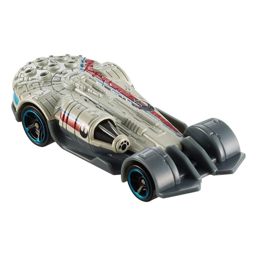 ホットウィールHot Wheels Star Wars Millennium Falcon Carship Vehicle