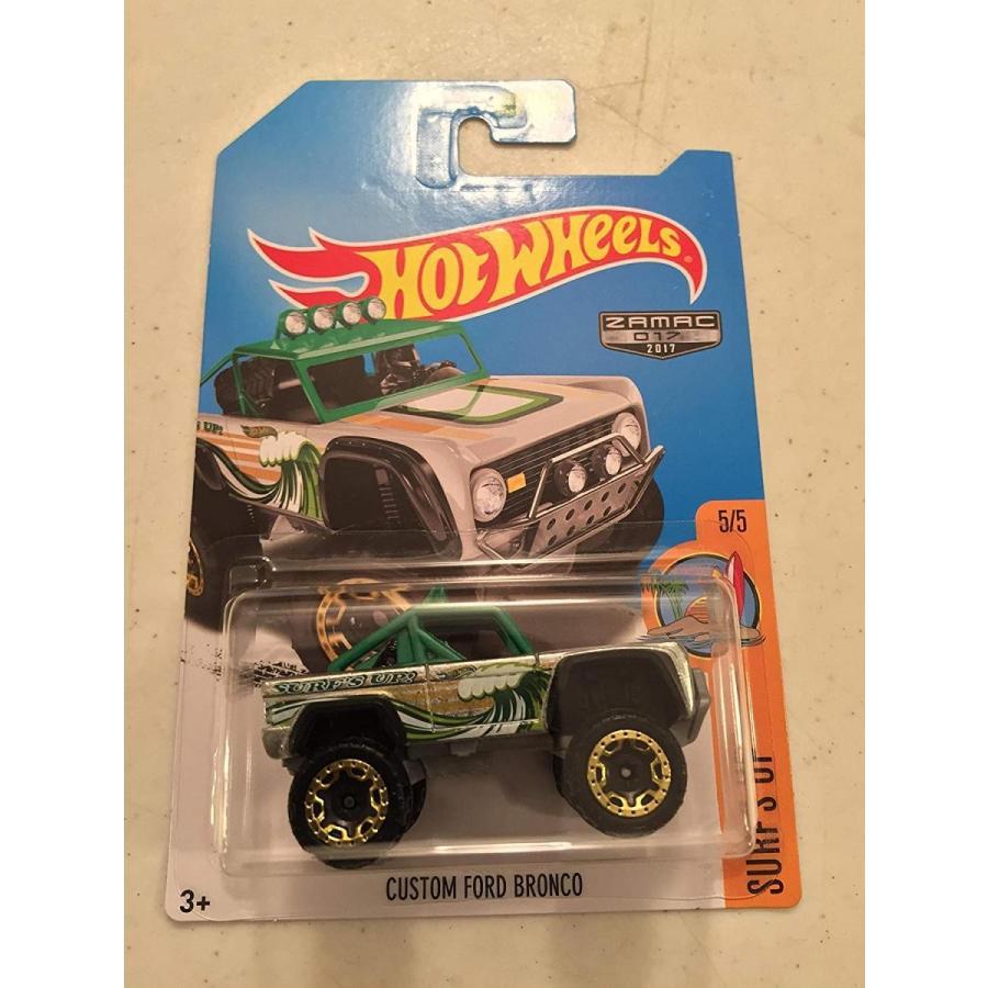 ホットウィール2017 Hot Wheels Custom Ford Bronco