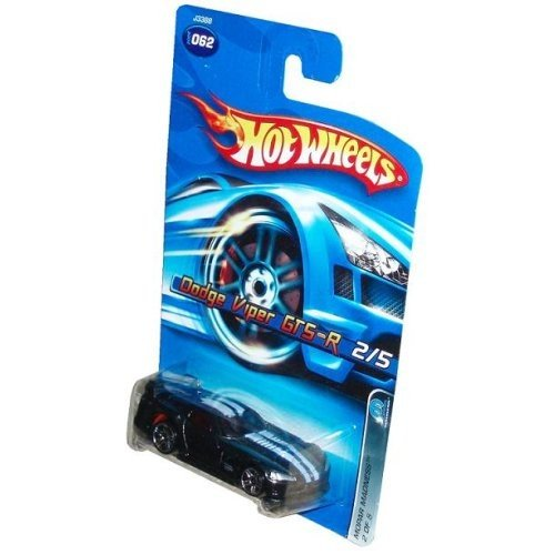ホットウィールHot Wheels 2006 : Mopar Madness: Dodge Viper GTS-R 2006 Collector #062 (2/5) 1:64 Scale