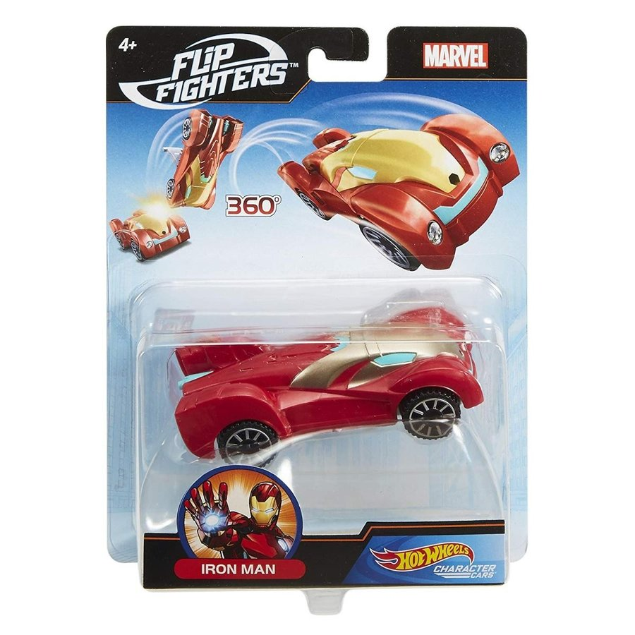 ホットウィールHot Wheels Marvel Fighter Vehicles, Styles May Vary