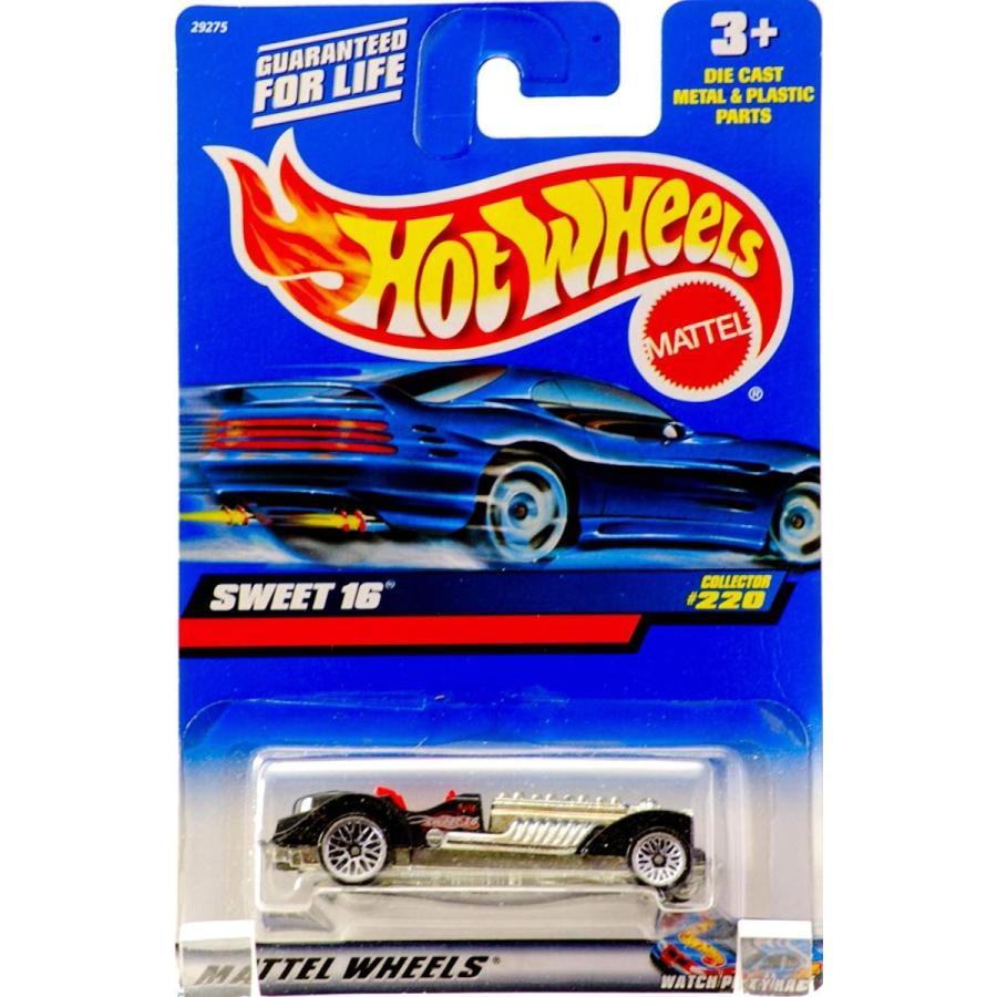 ホットウィールHot Wheels Sweet 16 #220 Year: 2000