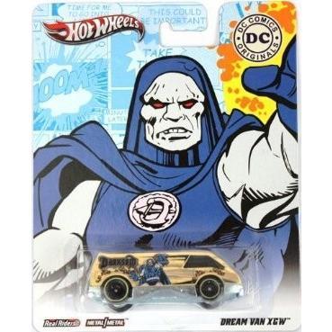 ホットウィールMattel Hot Wheels DC Comics - Darkseid (Dream Van XGW)