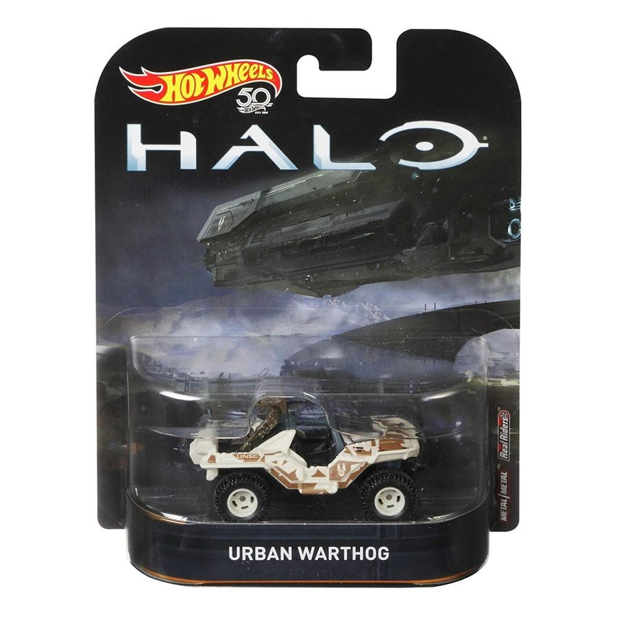 ホットウィールHot Wheels M12G1 Warthog Vehicle, 1:64 Scale