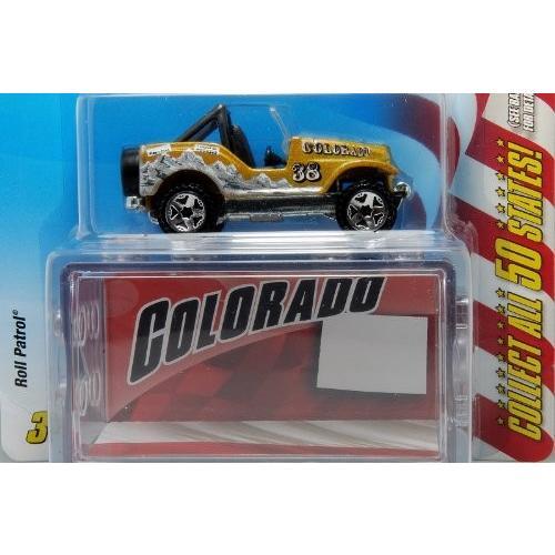 ホットウィールHot Wheels Connect Cars Colorado Roll Patrol 1:64 Scale