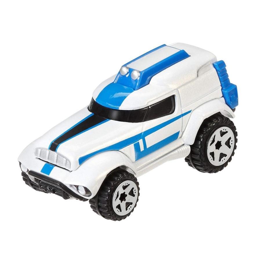 ホットウィールHot Wheels Star Wars Character Car, 501st Clone Trooper