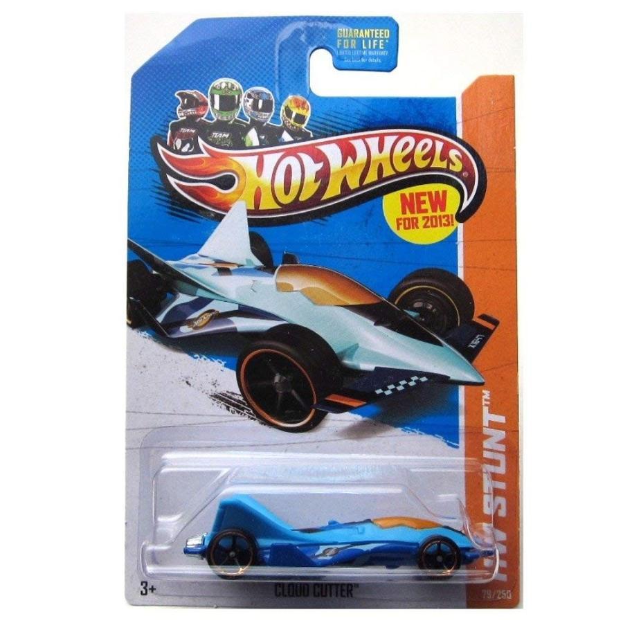 ホットウィールCloud Cutter '13 Hot Wheels 79/250 (青) Vehicle