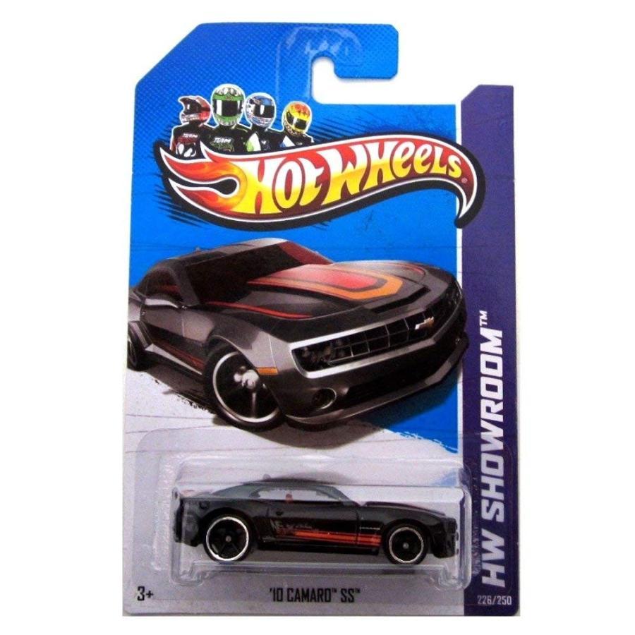 ホットウィールHot Wheels HW Showroom '10 Camaro SS 黒 #226/250