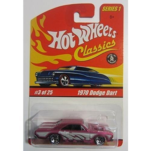 ホットウィール1970 Dodge Dart Hot Wheels Classics Series 1 - Magenta 3 of 25 by Hot Wheels