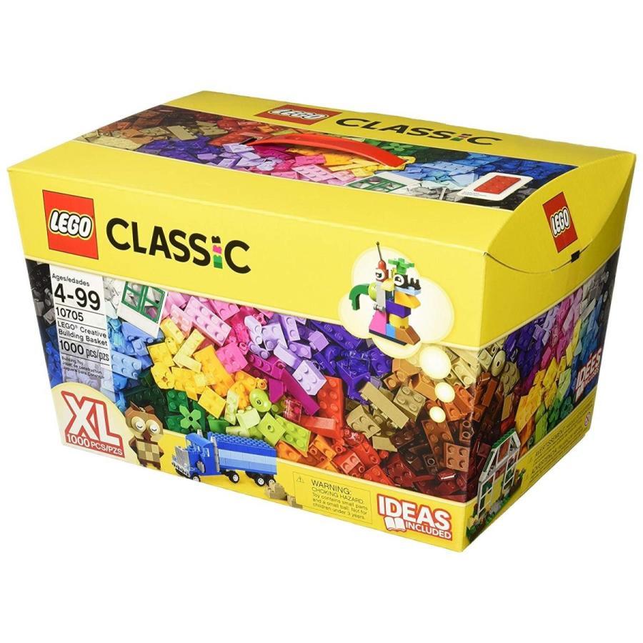 レゴLEGO Classic Creative Building Basket Set #10705