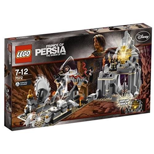 レゴLEGO Fight Against Prince of Persia time 7572