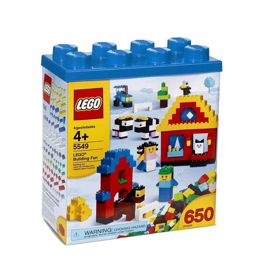 レゴLEGO LEGO Building Fun 5549