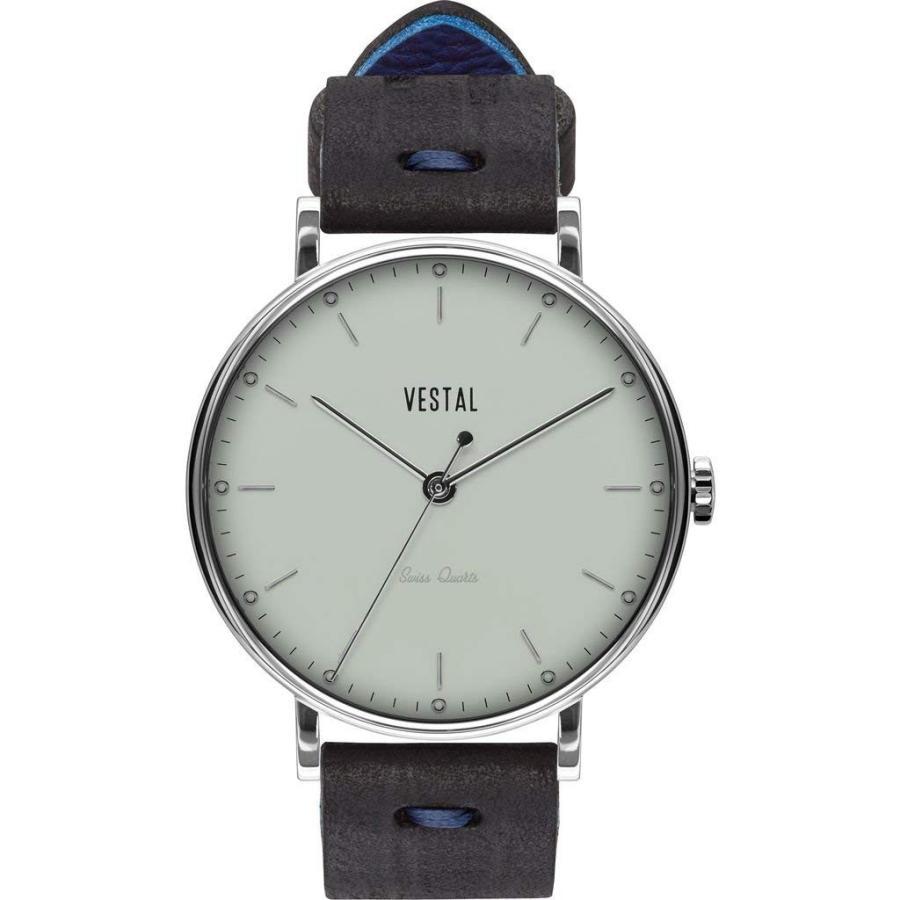 優先配送 当店1年保証 ベスタルVestal The Sophisticate Makers Sophisticate Edition Edition Watch Makers | Black-Blue/Silver/Marine, フクヤマシ:2810f515 --- chizeng.com