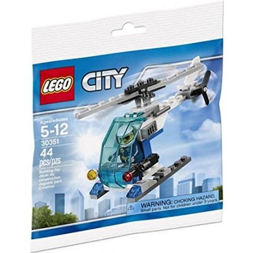 レゴLego City Police Helicopter 30351