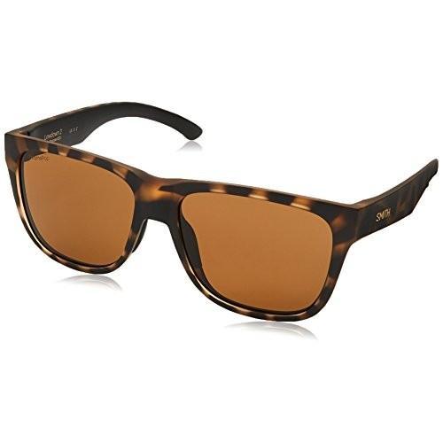 スミスSmith The Lowdown 2 Sunglasses Matte Tortoise with ChromaPop Polarized 褐色 Lens