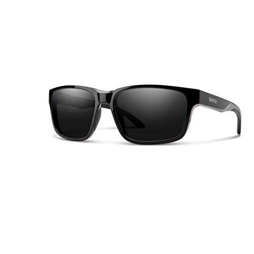 スミスSmith Basecamp Sunglasses 黒 with ChromaPop 黒 Lens